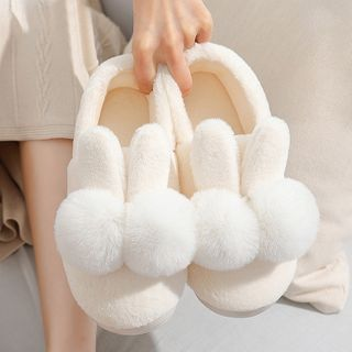 Ishanti - Furry Home Slippers