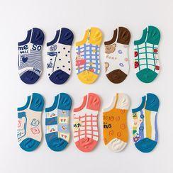 Fishisa - 印花襪子