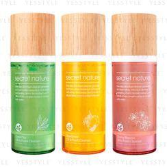 Secret Nature - Oil To Foam Cleanser 100ml - 3 Types