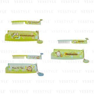 Sanrio - Foldable Hair Comb - 5 Types