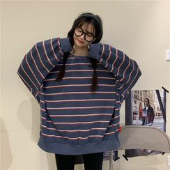Soswift - Striped Sweatshirt