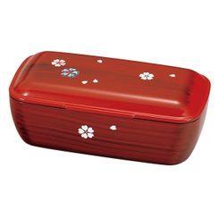 Hakoya - Hakoya Dome 1-Tier Lunch Box 550ml (Mokume Yayoi)