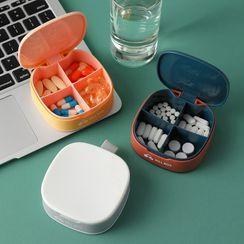 Home Affairs(ホームアフェア) - Plastic Pill Box