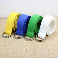 Rofuka - Plain Holeless Canvas Belt