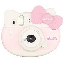 Fujifilm - Fujifilm Mini Hello Kitty Instant Camera Box Set (Pink)