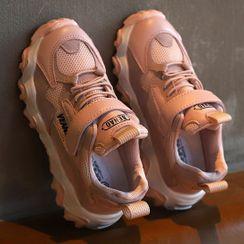 Cool Kid - 小童拼色厚底休閒鞋
