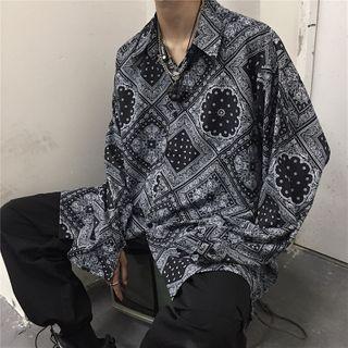 RONIN - Patterned Shirt
