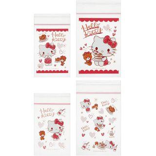 Skater - Hello Kitty 透明小药袋 (20P) (尺寸: S & M)