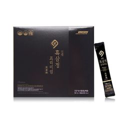 Bulrogeon - Ginssen Premium Korean Black Ginseng Essence  (Gift Set)