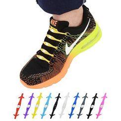 HATHA - 矽胶弹性免绑鞋带