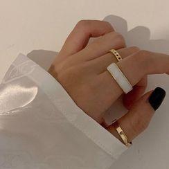 Calypso - 合金开口戒指