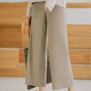 Luminato - Knit Harem Pants