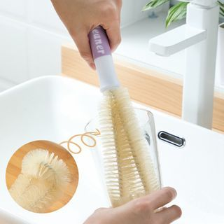 Yulu(ユル) - Long Handle Cup Cleaning Brush