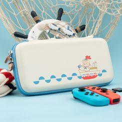 ZYUN - 小熊印花Nintendo Switch 保护套