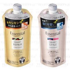 花王 - Essential Smart 护发素 补充装 340ml - 3 款