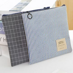 Showroom - Print Canvas Sanitary Pouch