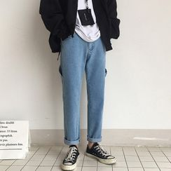 Newise - Straight-Cut Jeans