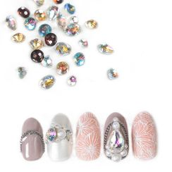 MAGICO - Rhinestone Nail Art Decoration