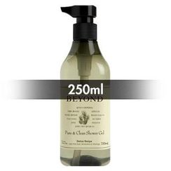 BEYOND - Detox Pure and Clean Shower Gel 250ml