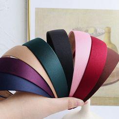 ChiStyle - Plain Fabric Headband