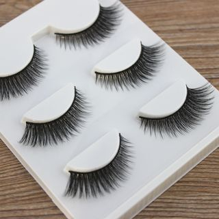 Aimo(アイモ) - False Eyelashes (3 pairs)