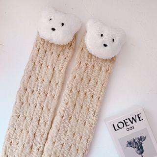 Hello minto - Bear Leg Warmer