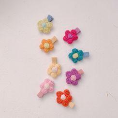 Hello minto(ハローミント) - Flower Hair Clip