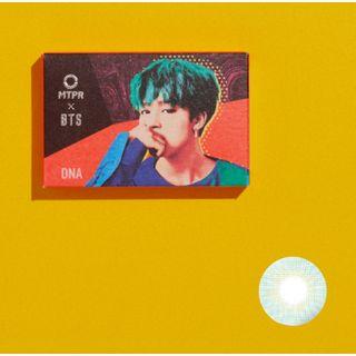 MTPR - BTS DNA Monthly Color Lens #Destiny Light Blue
