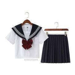 Aiyiruo - 校服派对服装