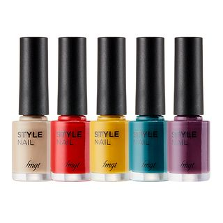 THE FACE SHOP - Style Nail - 40 Colors