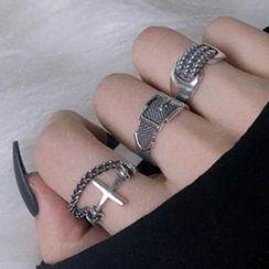 Malikasa - 開口戒指