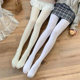 Gentiana - Set of 2: Plain Tights