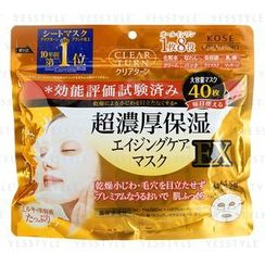 Kose - Clear Turn Ultra-Concentrated Moisturizing Mask EX