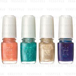 Shiseido - Majolica Majorca Artistic Nails Glow & Quick - 6 Types