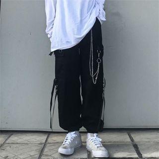 Giuliana - Unisex Harem Cargo Pants