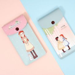 BABOSARANG - 'ANNE OF GREEN GABLES' Pencil Pouch