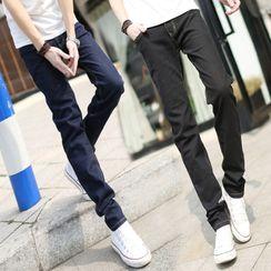 DuckleBeam - High-Waist Skinny Jeans