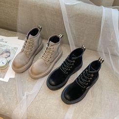 MARTUCCI - 系带短靴