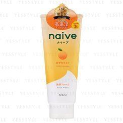 Kracie - Naive Yuzu Ceramide Face Wash