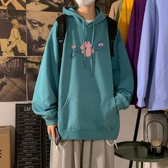 Glamp - Couple Matching Chinese Character Hoodie