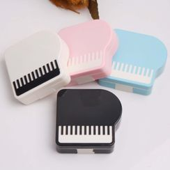 KAZZED - Piano Contact Lens Case