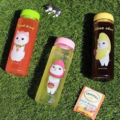 BABOSARANG - 'Choo Choo' Cat Series Tritan Water Bottle