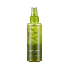 NATURE REPUBLIC - Love Me Bubble Body Oil Mist (Olive) 155ml