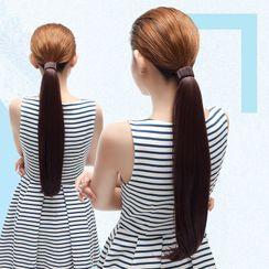 Japanese Salon Wigs - 直发马尾假髪