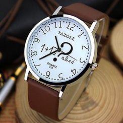 YAZOLE - 情侣带手表