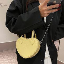 Sugozi - Heart Hand Bag