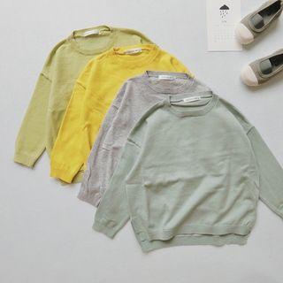 Peperoncino - Kids Knit Pullover