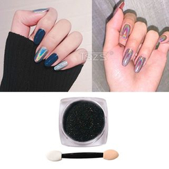 Monoe - Poudre holographique pour nail art