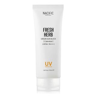 Nacific(ナシフィック) - Fresh Herb Origin Sun Block SPF50+ PA++++ 50ml
