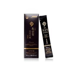 Bulrogeon - Ginssen Premium Korean Black Ginseng Essence (10sticks)